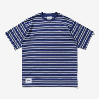 ダブルタップス(W)taps)の21SS WTAPS JAM 01 / SS / COTTON BLUE(Tシャツ/カットソー(半袖/袖なし))
