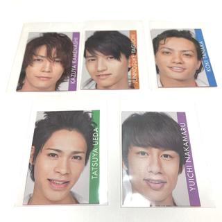 カトゥーン(KAT-TUN)のKAT-TUN デタカ(アイドルグッズ)