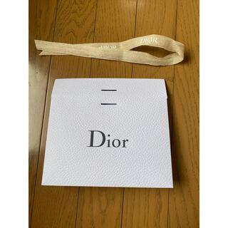 ディオール(Dior)のdior 袋 ショップ袋(ショップ袋)