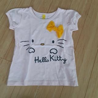 サンリオ(サンリオ)のハローキティ Tシャツ 100cm(Tシャツ/カットソー)