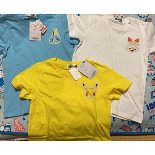 ポケモン(ポケモン)のポケモン Tシャツ 3枚セット(Tシャツ/カットソー)