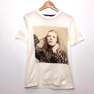 ポールスミス(Paul Smith)の名作 Paul Smith ポールスミス メインライン デビッドボウイ Tシャツ(Tシャツ/カットソー(半袖/袖なし))
