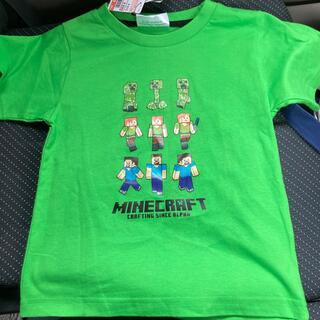 シマムラ(しまむら)のマイクラ Tシャツ 120cm(Tシャツ/カットソー)