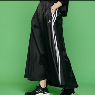 adidas - 美品 adidas マストハブスカート 黒 XLサイズ アディダス