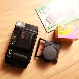 キヤノン(Canon)の自撮り可能 Canon Autoboy Lite キヤノン コンパクトカメラ(フィルムカメラ)