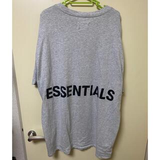 FEAR OF GOD - FOG essentials boxy graphic T shirt