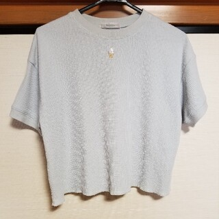 one after another NICE CLAUP - ナイスクラップ  サーマルTシャツ(ソフトクリーム)