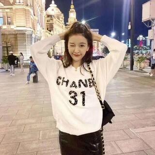 シャネル(CHANEL)のシャネルのセーター,シャネル長袖(ニット/セーター)