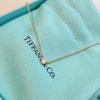Tiffany & Co. - ティファニー バイザヤードネックレス