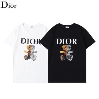DIOR/Tシャツ/サイズS-XXL/2枚8000円送料込み