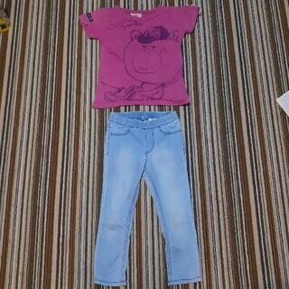 ジャム(JAM)のキッズ ジャム Tシャツ 100(Tシャツ/カットソー)
