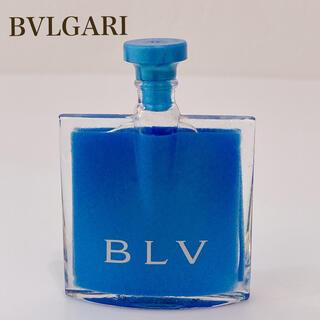 BVLGARI - 廃盤 BVLGARI 香水 ブルー オードパルファム 5ml  ブルガリ ミニ