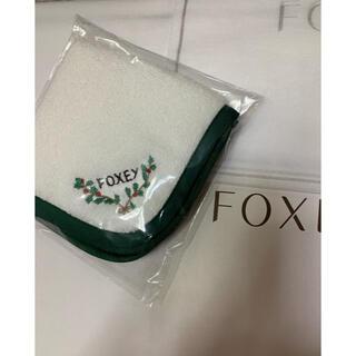 フォクシー(FOXEY)のフォクシー✨ タオルハンカチ♡(ハンカチ)