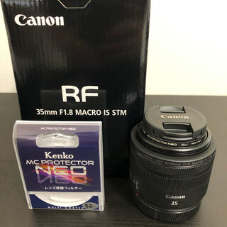 Canon - Canon RF35mm F1.8 マクロ IS STM
