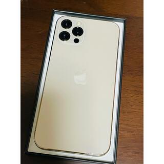 Apple - iPhone 12 pro ゴールド 128 GB SIMフリー