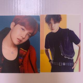 BTS THE BEST  ユニバ限定盤 J-HOPE  ホソク トレカ
