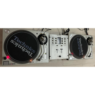 Technics SL-1200MK3D ターンテーブル DJセット(ターンテーブル)