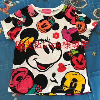 Disney - TOKYOディズニーランド★ミニーTシャツ