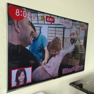 アクオス(AQUOS)のシャープ 60V型 液晶 テレビ AQUOS LC-60US30 4K(テレビ)
