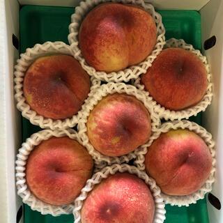 桃7玉〜9玉 化粧箱(フルーツ)