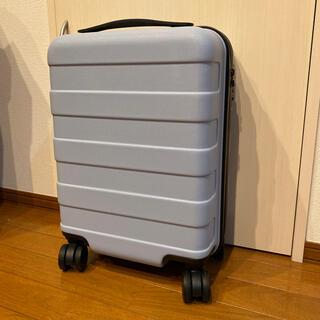 ムジルシリョウヒン(MUJI (無印良品))のストッパー付き無印良品スーツケース19L(スーツケース/キャリーバッグ)