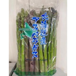 北海道産 朝採れたてアスパラ 紫アスパラ2〜3本入り 1kg(野菜)