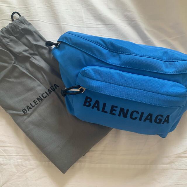 Balenciaga(バレンシアガ)のBALENCIAGA メンズのバッグ(ウエストポーチ)の商品写真