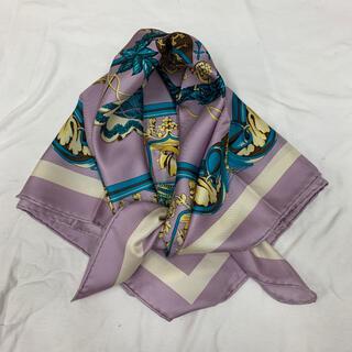 ユナイテッドアローズ(UNITED ARROWS)のマニプリ manipuri スカーフ  65×65(バンダナ/スカーフ)