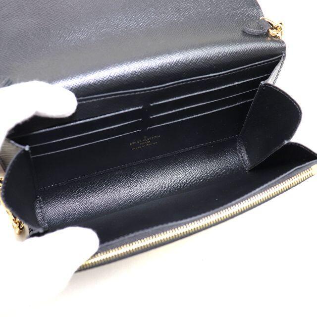 LOUIS VUITTON(ルイヴィトン)のルイヴィトン 【LOUIS VUITTON】ポルトフォイユ ツイスト チェーン レディースのファッション小物(財布)の商品写真