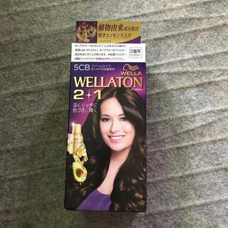 ウエラ(WELLA)のウエラトーン ツープラスワン クリームヘアカラーa 5CB(白髪染め)