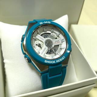 ベビージー(Baby-G)のBABY-G MSG-400 お値下げ(腕時計(アナログ))