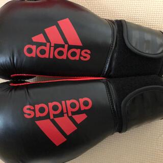 アディダス(adidas)のボクシンググローブ(ボクシング)