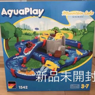 ボーネルンド(BorneLund)の新品未開封 アクアプレイ aquaplay マウンテンレイク 1542(知育玩具)