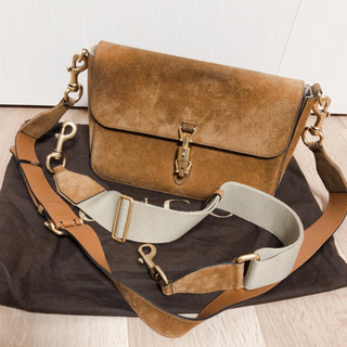 Gucci - GUCCIグッチ Jackie Soft Shoulder Bag