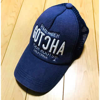 GOTCHA - ガッチャゴルフ■キャップ