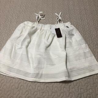 ジェニィ(JENNI)のfee fossette 150 2wayトップス(Tシャツ/カットソー)