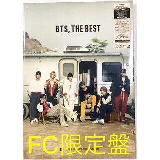 防弾少年団(BTS) - 【トレカ・シリアルのみ無し】BTS, THE BEST FC限定盤