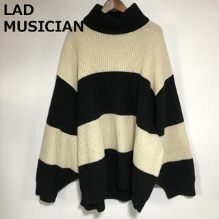 LAD MUSICIAN - LAD MUSICIAN 19AW ボーダーニット ラッドミュージシャン