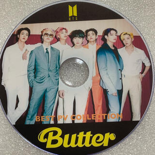 防弾少年団(BTS) - BTS 2021 BEST PV COLLECTION  DVD