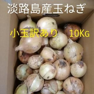 ♦小玉訳あり10Kg♦淡路島玉ねぎ たまねぎ 玉葱(野菜)