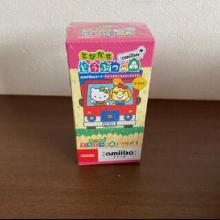 サンリオ(サンリオ)の『とびだせ どうぶつの森 amiibo+』amiiboカード 1箱15枚(カード)