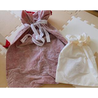 ジェラートピケ(gelato pique)のジェラートピケ  ジェラピケ ラッピング袋 2点セット(ショップ袋)