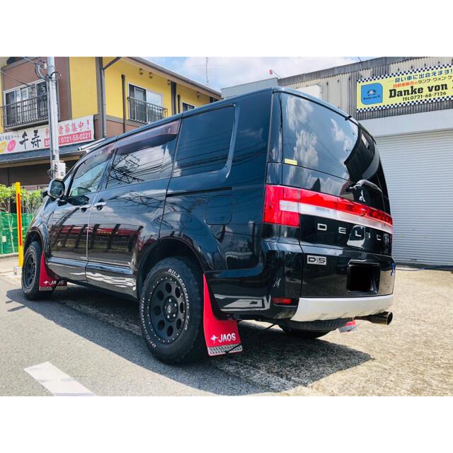 三菱(ミツビシ)の車検付 三菱 デリカD5 シャモニー 4WD 自動車/バイクの自動車(車体)の商品写真