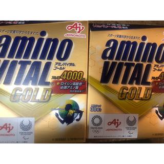 アジノモト(味の素)のアミノバイタルゴールド 60本(アミノ酸)