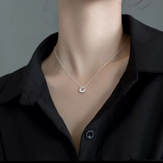 エテ(ete)のs925circle top chain necklace silver#031(ネックレス)