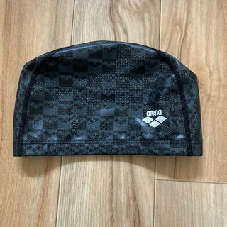 arena - 【美品】arenaスイムキャップ 水泳帽 成人向け