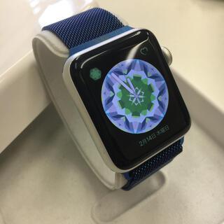 Apple Watch - apple watch series2 シルバー 42mm アップルウォッチ