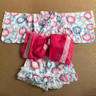 シマムラ(しまむら)のしまむら 90浴衣(甚平/浴衣)