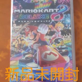 Nintendo Switch - 【新品未開封】マリオカート8 デラックス Switch