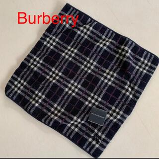 BURBERRY - ☆新品☆ タグ付 Burberry バーバリー タオルハンカチ